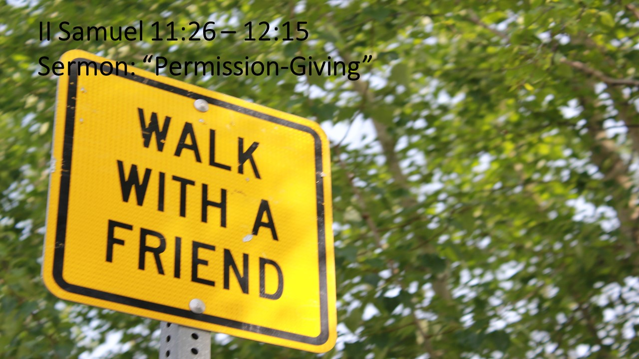 permision